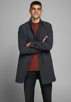 Jack & Jones PREMIUM - Klassinen takki - dark grey melange