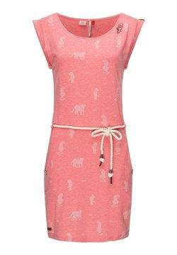 Ragwear - TIGER - Freizeitkleid - rosa