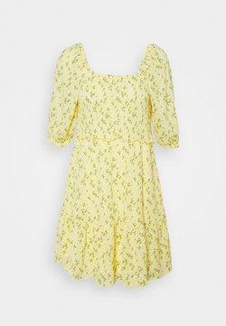 ONLY Petite - ONLPELLA SMOCK DRESS - Jerseykleid - sunshine