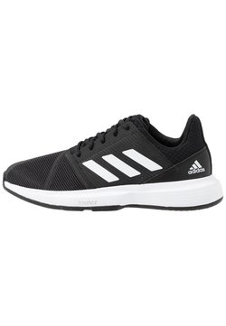 adidas Performance - COURTJAM BOUNCE - Multicourt Tennisschuh - core black/footwear white