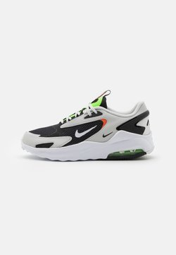 Nike Sportswear - AIR MAX BOLT UNISEX - Sneaker low - black/white/photon dust/electric green