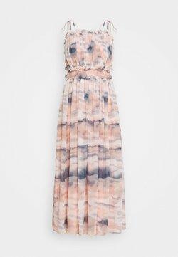 YAS - YASGLASGOW STRAP ANKLE DRESS SHOW - Cocktail dress / Party dress - shifting sand