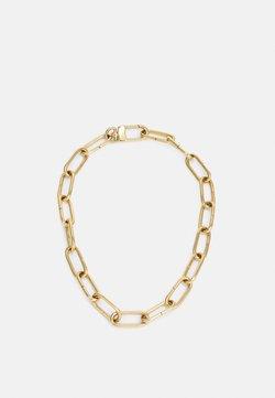 Vitaly - FIXER UNISEX - Necklace - gold-coloured