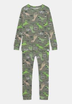GAP - TODDLER BOY DINO UNISEX - Pyjama - gasoline green