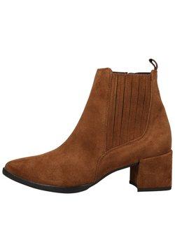 Paul Green - STIEFELETTE - Ankle Boot - mittelbraun
