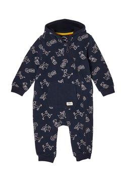 s.Oliver - Jumpsuit - dark blue aop