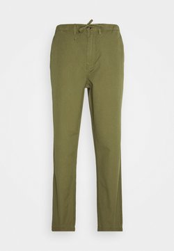 Barbour Beacon - RIPSTOP TROUSER - Chino - military green