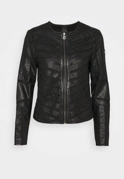 Gipsy - SURI LELEV - Leren jas - black