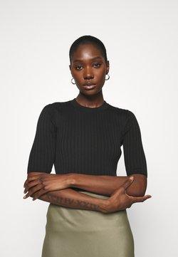 ARKET - Langærmede T-shirts - black