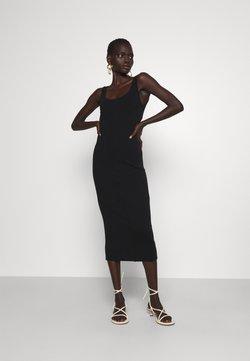 N°21 - ABITO MAGLIA - Vestido de punto - nero
