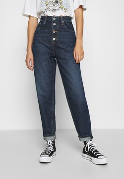 Tommy Jeans - MOM - Relaxed fit jeans - deep blue
