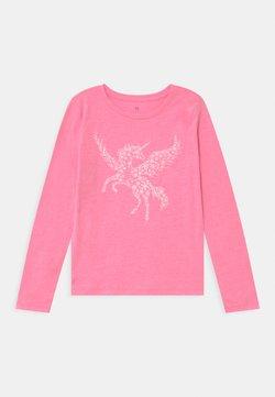 GAP - GIRL - Pitkähihainen paita - neon pink rose