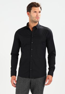 Casual Friday - Hemd - black