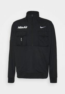 Nike Sportswear - Windbreaker - black/white