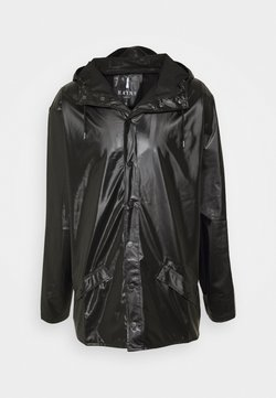 Rains - UNISEX JACKET - Parka - shiny black