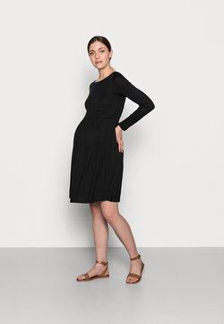 Anna Field MAMA - NURSING - Jersey Dress - Trikoomekko - black