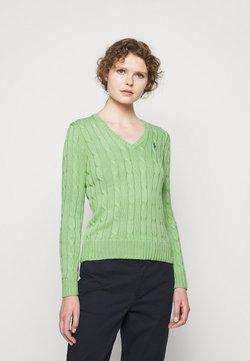 Polo Ralph Lauren - CLASSIC - Strickpullover - bud green