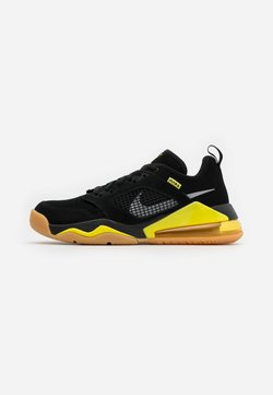 Jordan - MARS 270  - Basketbalschoenen - black/metallic silver/dynamic yellow/light brown
