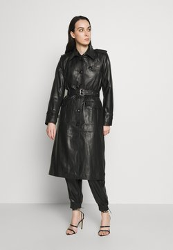 STUDIO ID - JENNI LONG - Trenchcoat - black