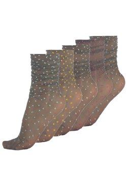 Calzitaly - 5 PACK - Socken - grey