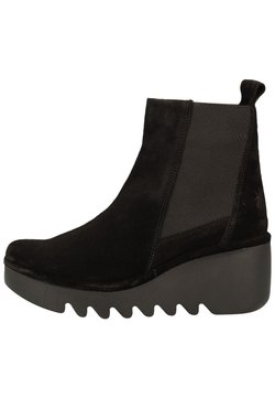 Fly London - Keilstiefelette - black
