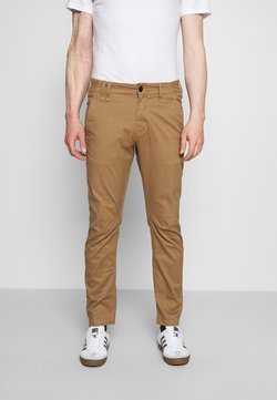 G-Star - VETAR SLIM CHINO - Chinot - dark fawn