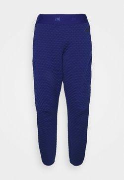 adidas Performance - Spodnie treningowe - victory blue