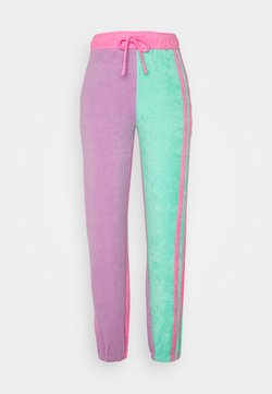 Jaded London - TOWELLING JOGGERS - Jogginghose - multi