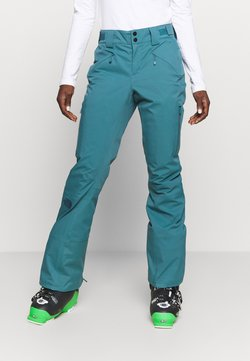 The North Face - LENADO PANT - Talvihousut - mallard blue