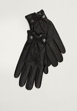 Massimo Dutti - Gloves - black