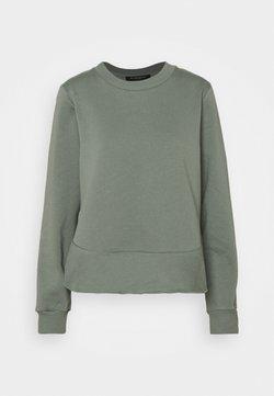 Bruuns Bazaar - RUBINE RIEA OPTION - Sweatshirt - moss