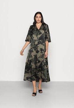 InWear - YEN DRESS - Freizeitkleid - green