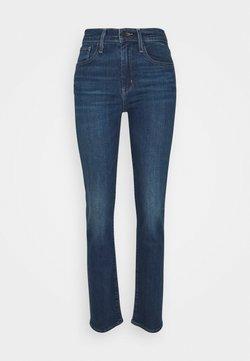 Levi's® - 724 HIGH RISE STRAIGHT - Straight leg jeans - blue denim