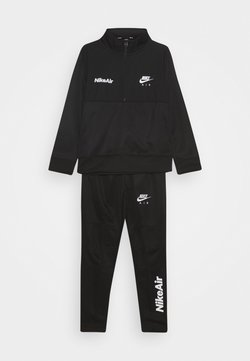 Nike Sportswear - AIR TRACK SUIT SET UNISEX - Survêtement - black