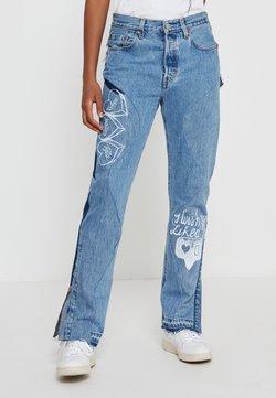 Levi's® - 501® JEANS FOR WOMEN - Straight leg -farkut - luxor indigo