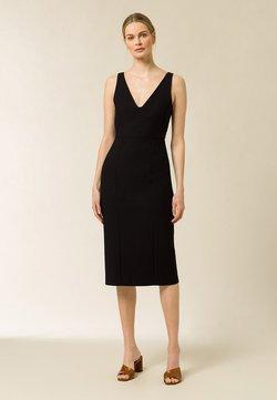 IVY & OAK - BODYCON DRESS - Vestido de tubo - black
