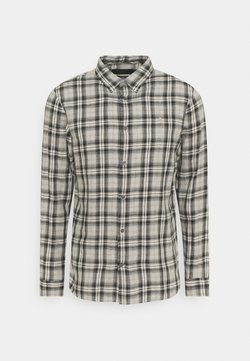 AllSaints - KELROSS SHIRT - Hemd - grey marl