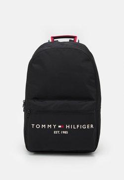 Tommy Hilfiger - ESTABLISHED BACKPACK - Reppu - black