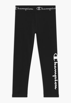 Champion - LEGACY AMERICAN CLASSICS LEGGINGS UNISEX - Legginsy - black