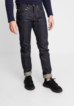 Edwin - REGULAR TAPERED - Jeans Straight Leg - unwashed rainbow selvage denim