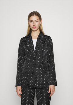 Fashion Union - DISA - Cappotto corto - black