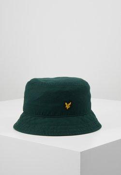 Lyle & Scott - BUCKET HAT - Hoed - jade green