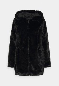 ONLY - ONLMALOU COAT - Wintermantel - black