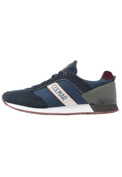 Colmar Originals - TRAVIS RUNNER - Sneaker low - navy