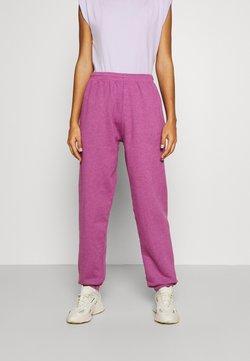 BDG Urban Outfitters - JOGGER PANT - Jogginghose - damson magenta