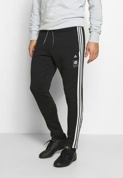 adidas Performance - DEUTSCHLAND DFB ICONS PANT - Nationalmannschaft - black