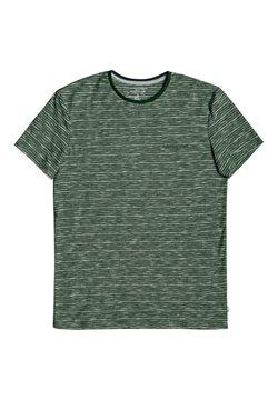 Quiksilver - KENTIN - T-shirt print - kentin greener past