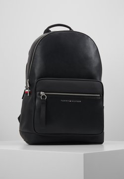 Tommy Hilfiger - BACKPACK - Reppu - black