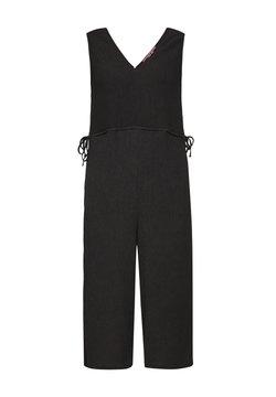 Q/S designed by - Jumpsuit - black