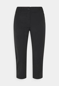 Calvin Klein Golf - ARKOSE CAPRI - Urheilucaprit - black
